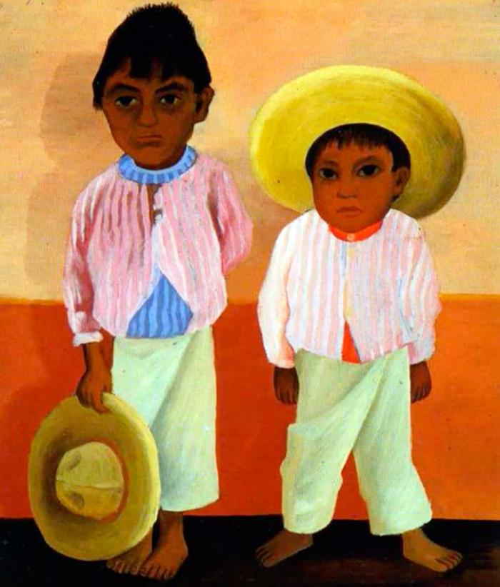 Мексиканские дети