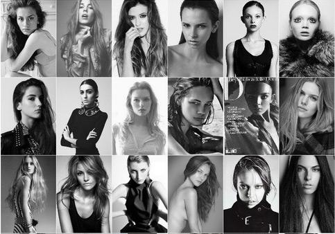 Лучшие модельные агентства Москвы