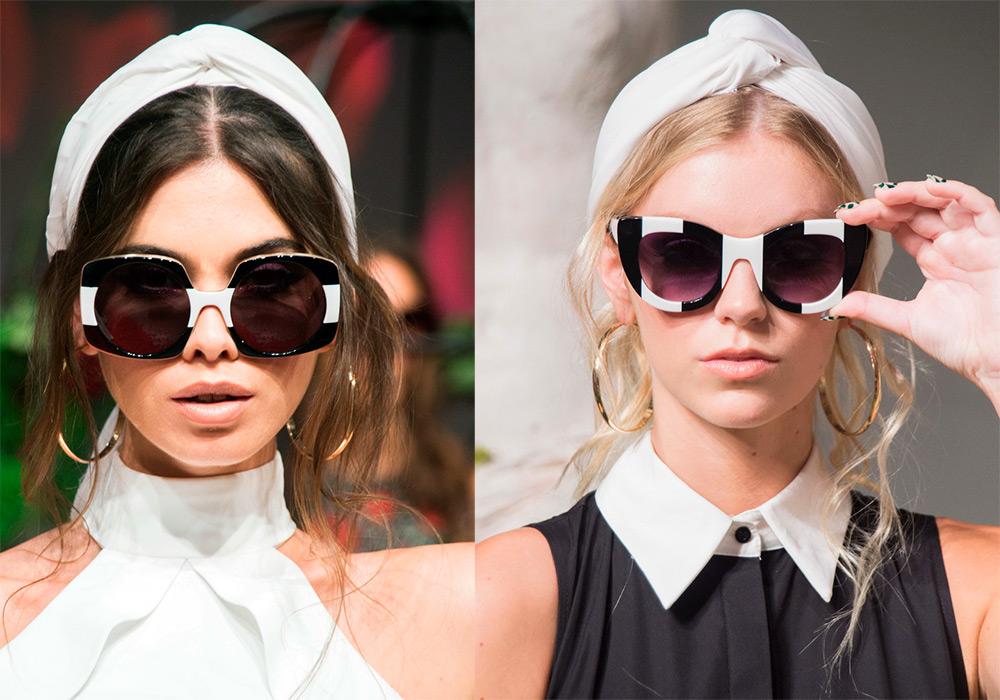 Какие солнечные очки подходят для овальной формы лица