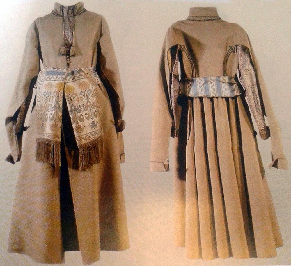 Исторический костюм белорусской шляхты