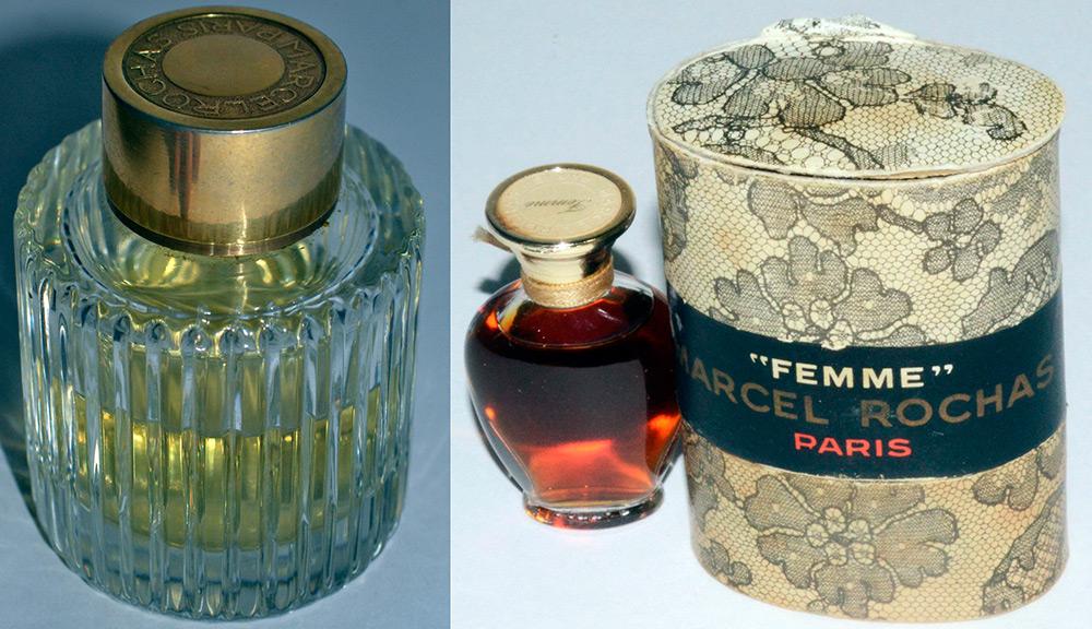 Парфюмерия Rochas – ароматы