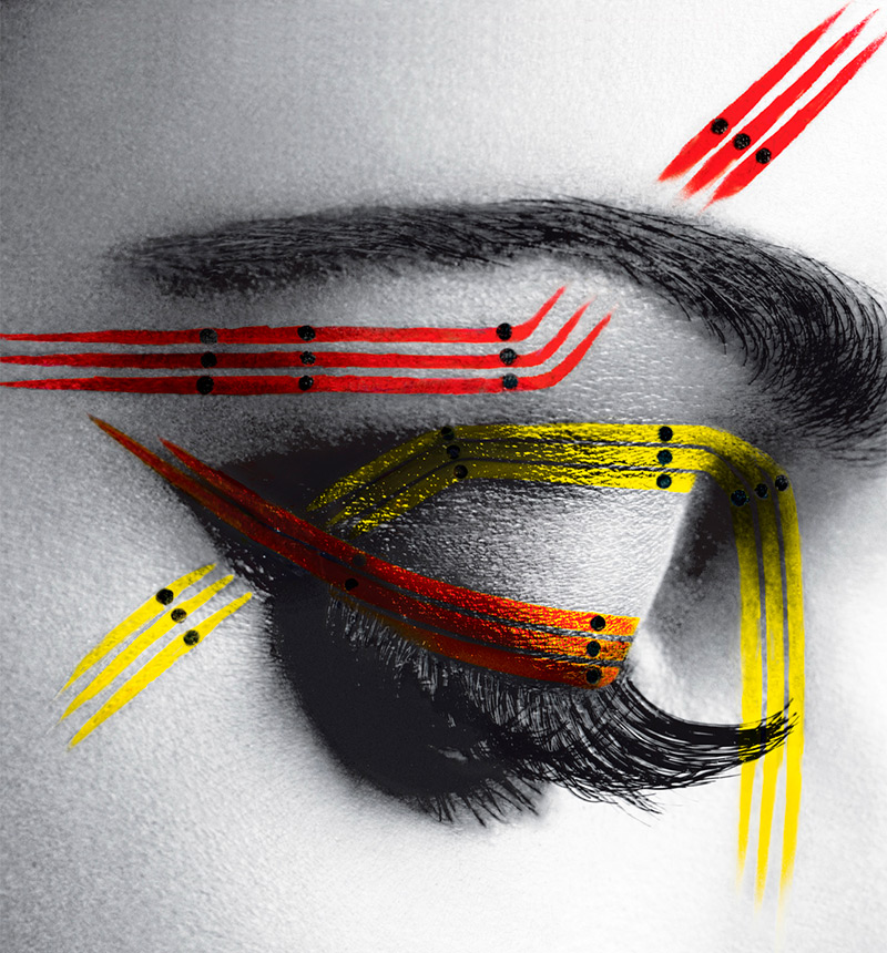 Тени для макияжа глаз