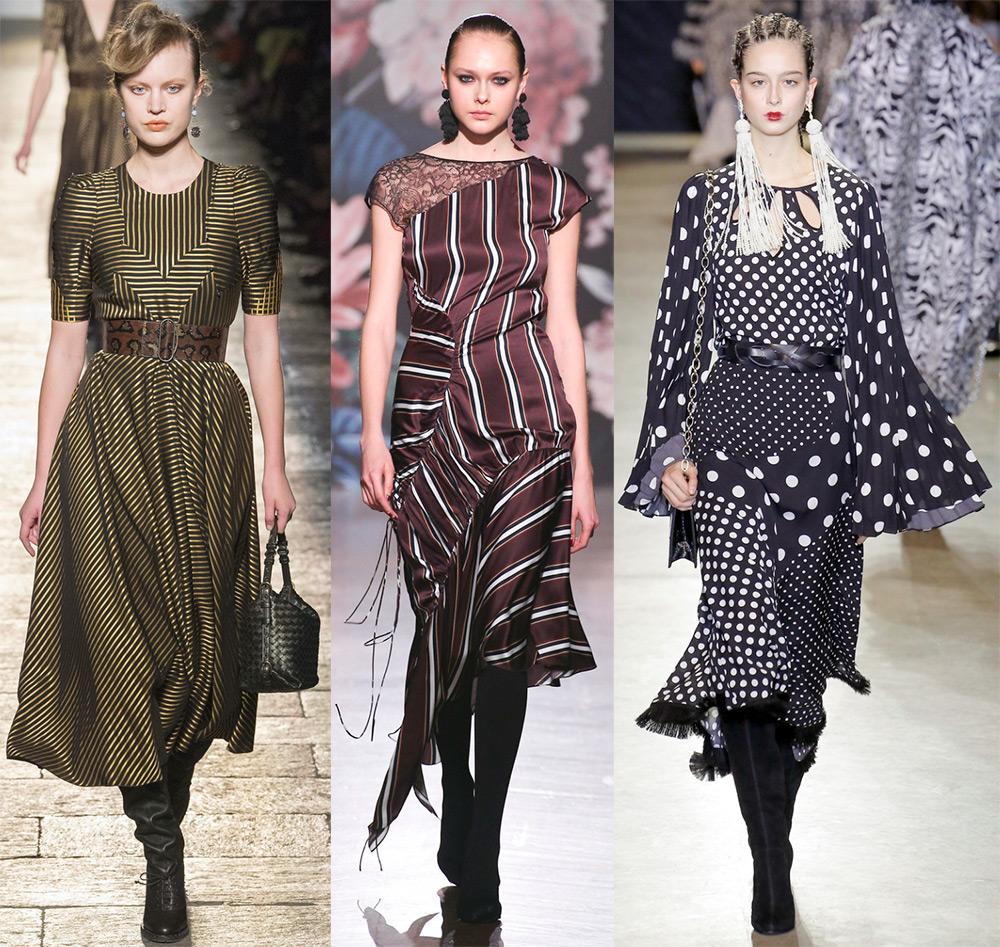 Красивые платья -2018 обзор модных тенденций