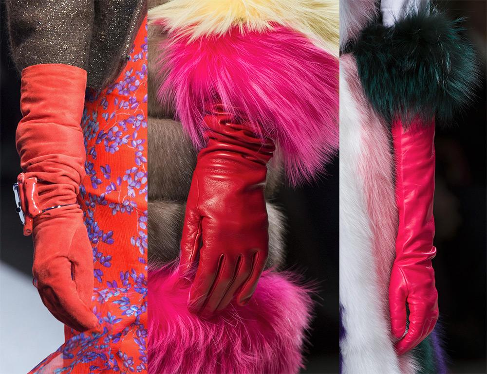 20 модных перчаток осень-зима 2017-2018
