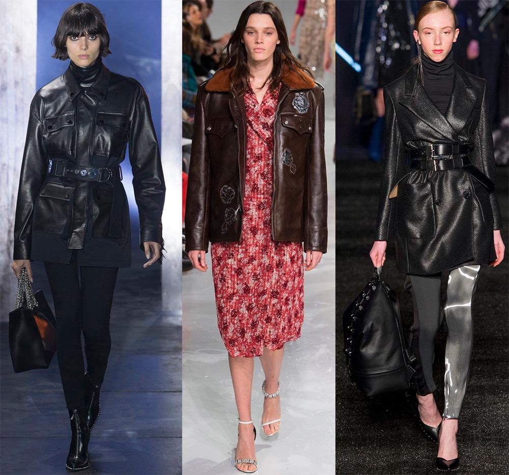 женские куртки осень зима 2017 2018 фото и тенденции