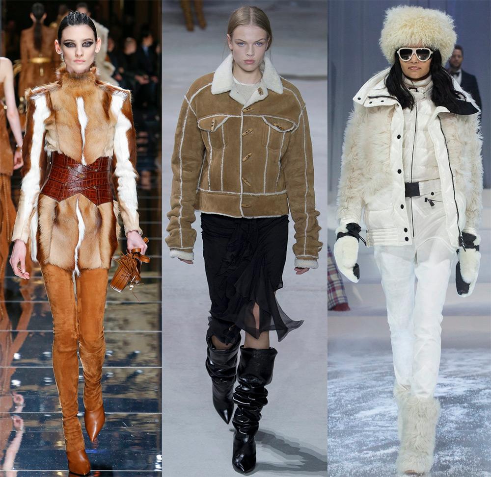 Женские куртки 2017-2018 и модные тенденции