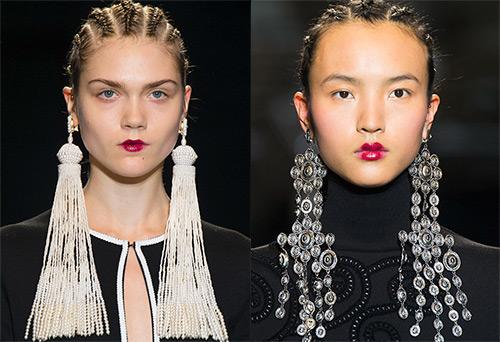 Серьги 2019-2020 – роскошные и стильные модели