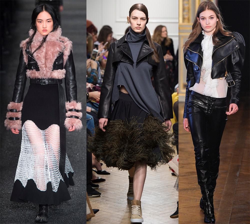 Женские мини-куртки