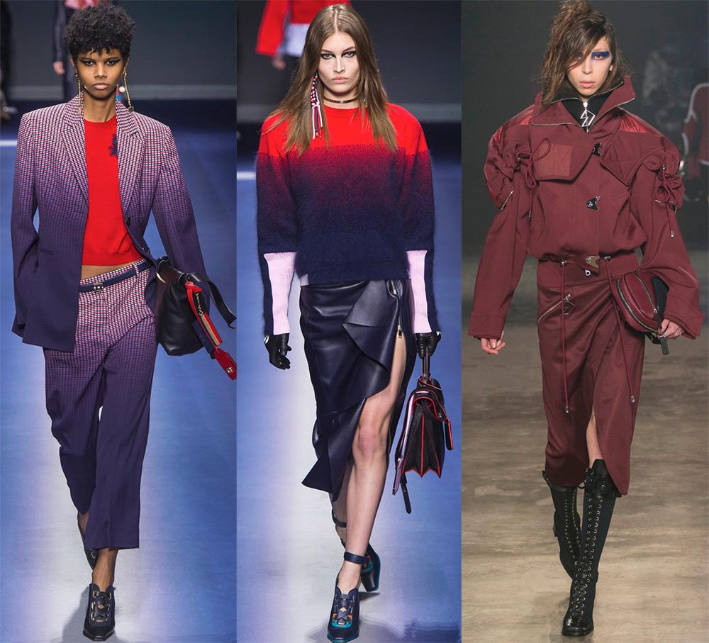 Мода осень-зима 2017-2018 основные модные тенденции
