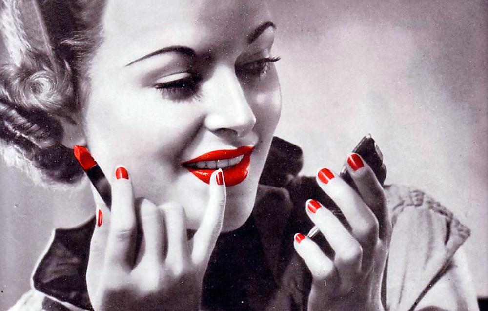 Лак для ногтей в истории косметики и красоты