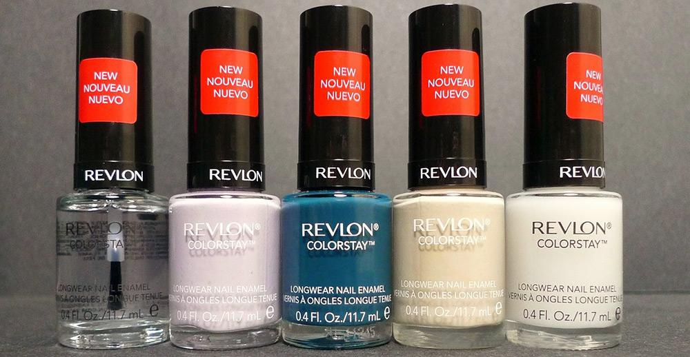 Лак для ногтей от Revlon