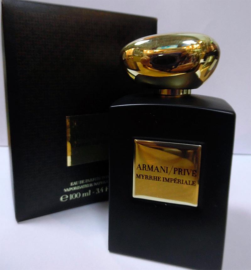 парфюм Armani Prive Myrrhe Imperiale