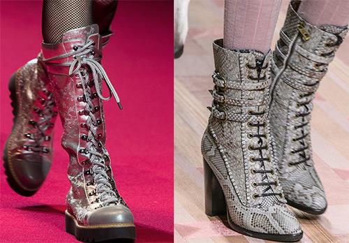 100 моделей женской обуви на осень и зиму 2019-2020