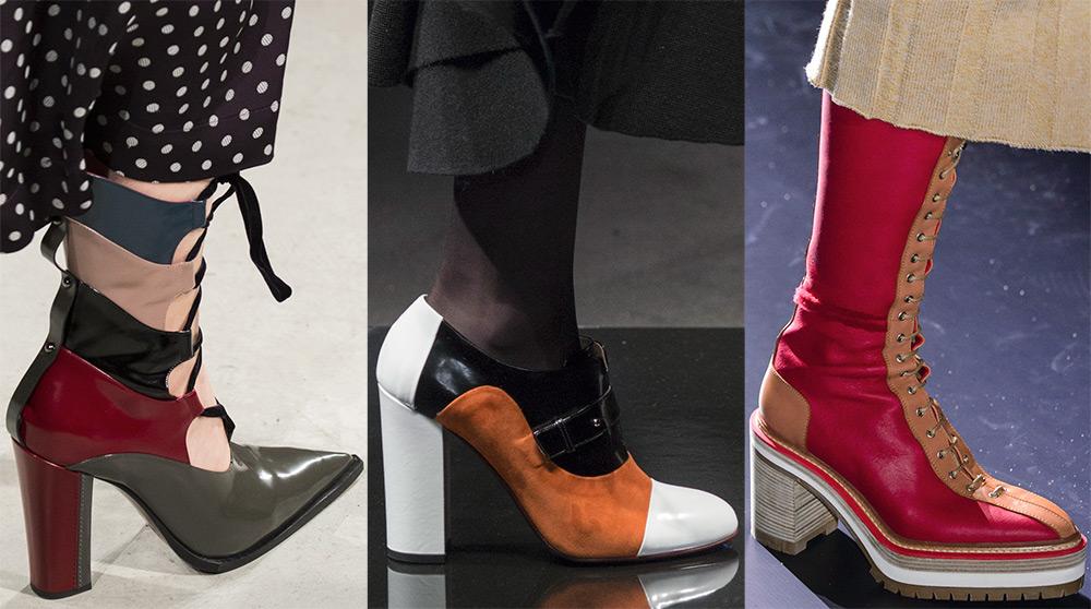 100 моделей женской обуви на осень и зиму 2017-2018