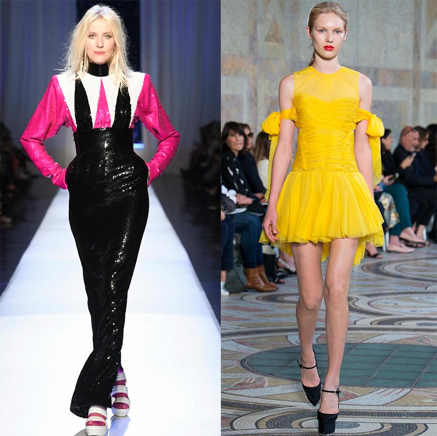 Найкрасивіші блондинки Haute Couture 17-18