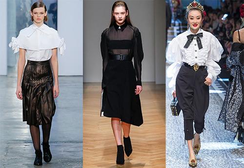 Блузки 2019-2020 года и модные тенденции