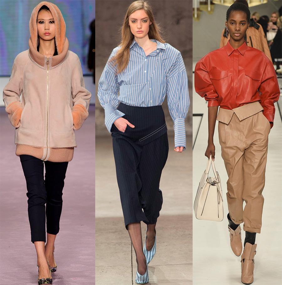 Женские брюки 2017-2018 года – лучшие модели