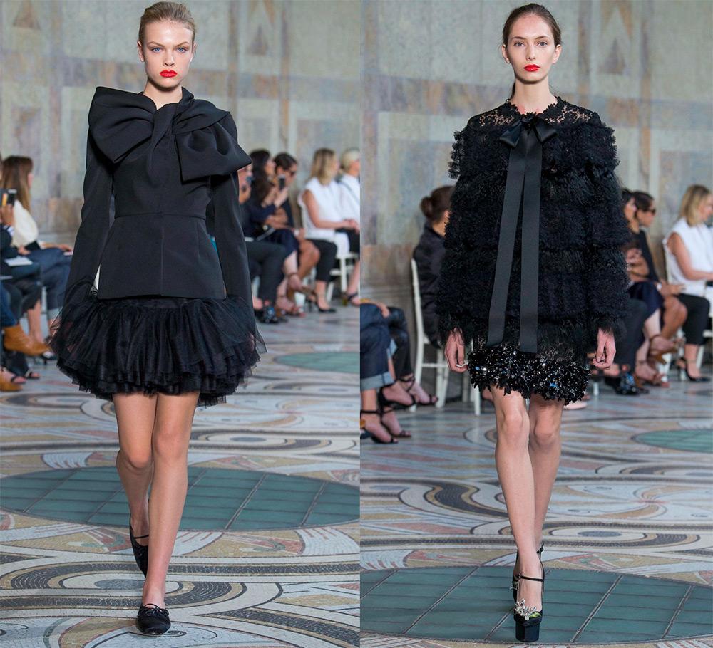 Черные платья на Хэллоуин