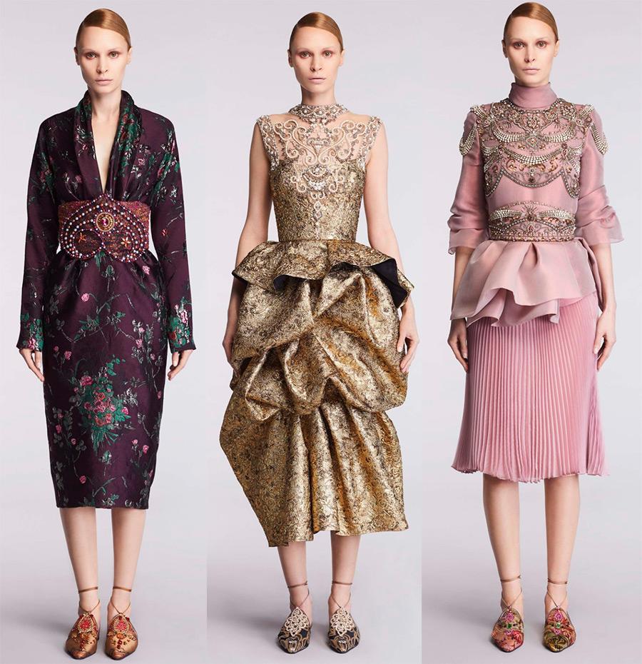 Платья Reem Acra