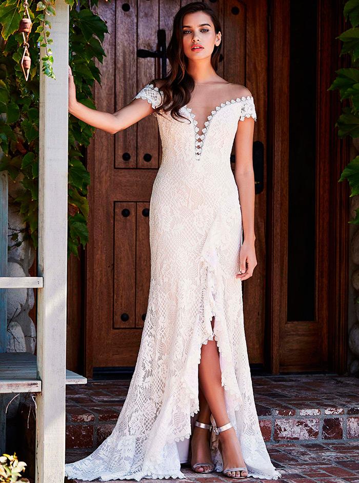 Свадебное платье 2018-2019