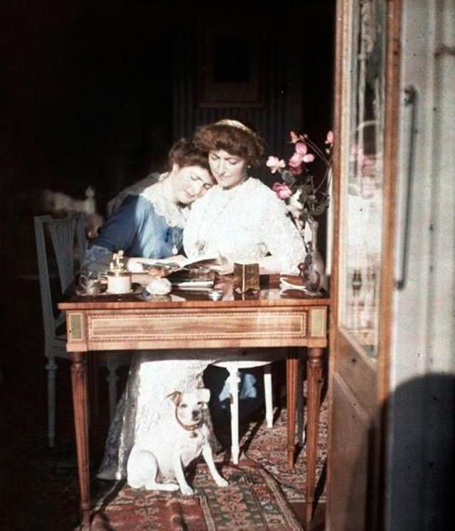 Женская мода 1900-1910 годов