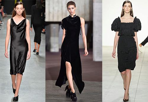 5baef5b4c45 Пышные свадебные платья темных оттенков Красивые черные платья 2017-2018 и модные  тенденции