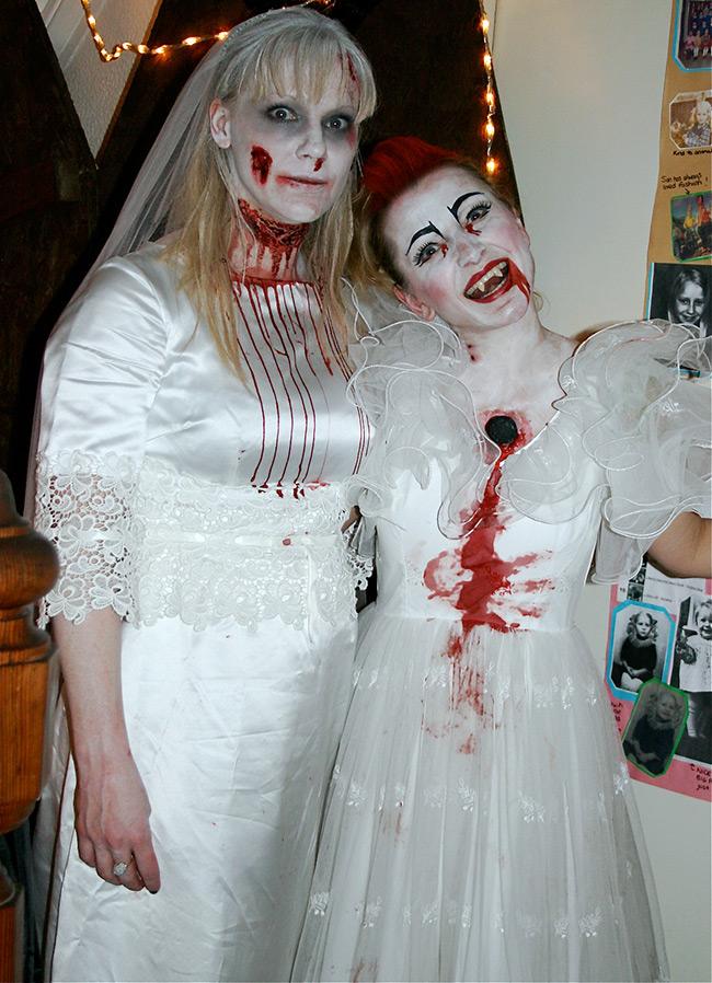 Невесты с Хэллоуина