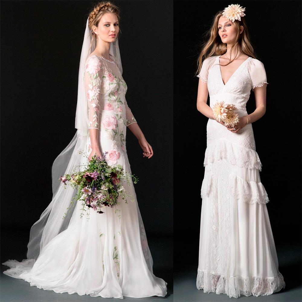 Свадебные платья 2019-2020