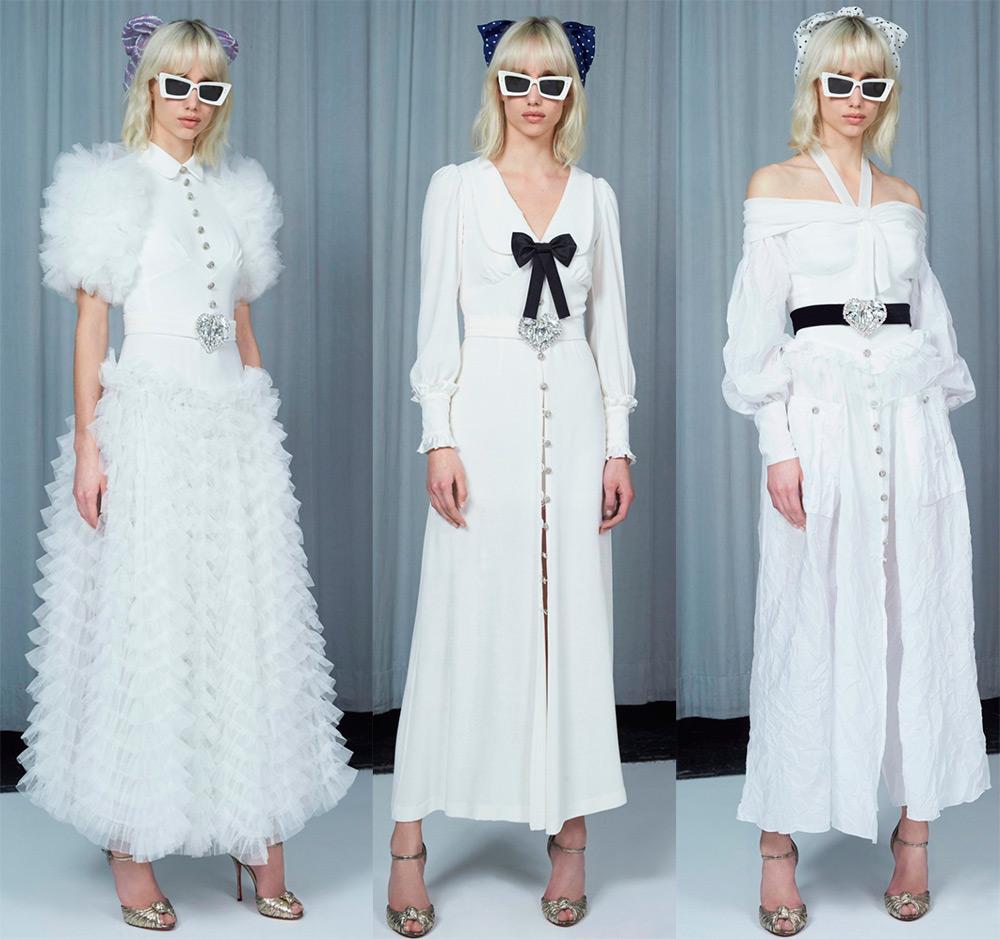 С чем носить белое платье, чтобы быть модной и стильной