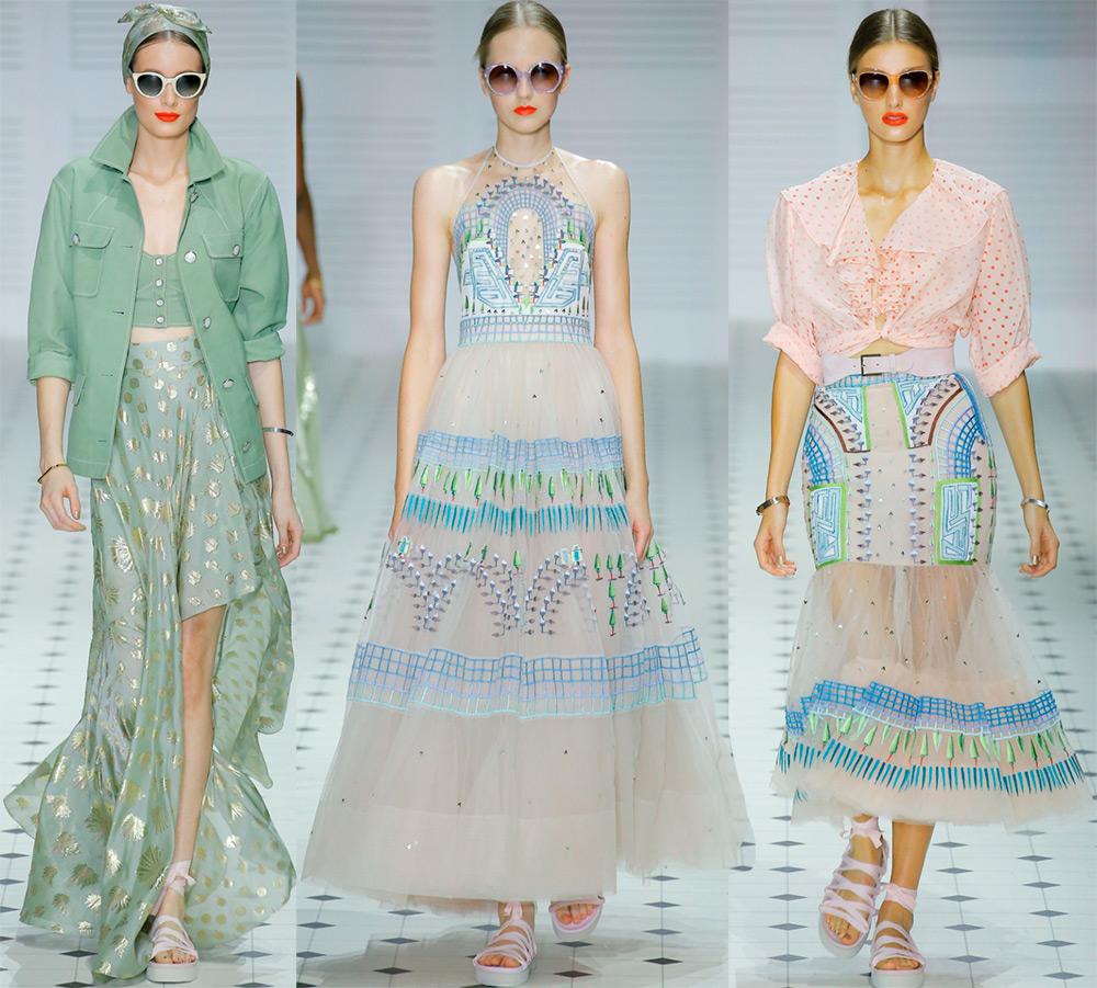 db4b3a44ec0 Пастельные оттенки - модная тенденция весна-лето 2018