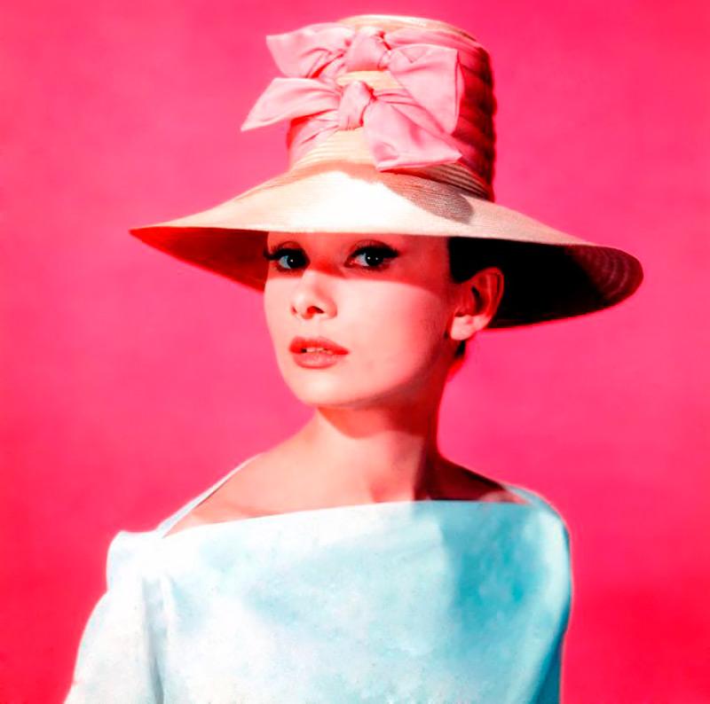Женские шляпы 1950-1960 – фото образов Одри Хепберн рекомендации
