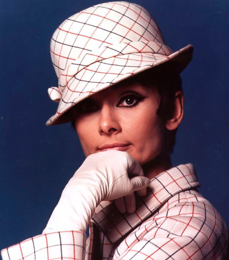 Женские шляпы 1950-1960 – фото образов Одри Хепберн новые фото
