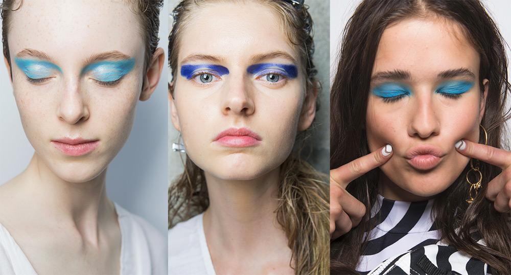 Тенденции в макияже новые фото