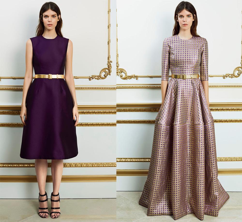 Платья в стиле минимализм