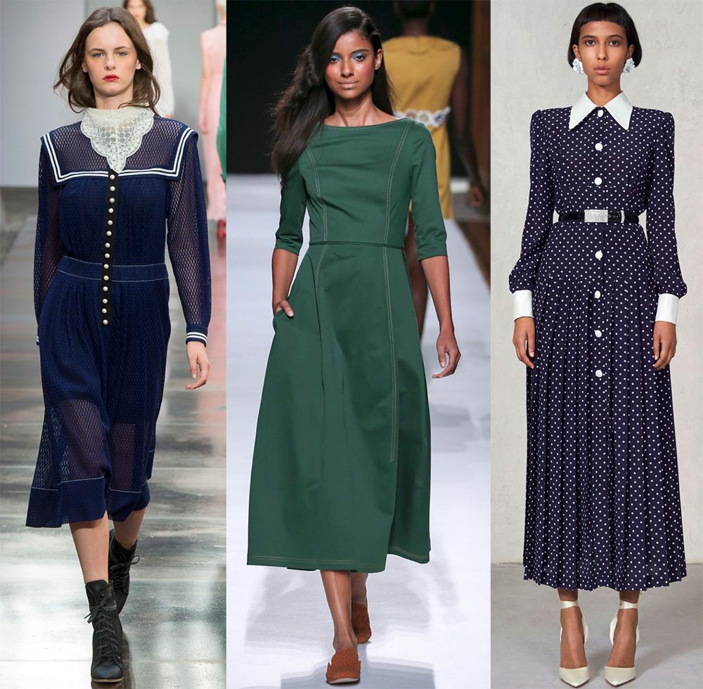 платья для скромных девушек