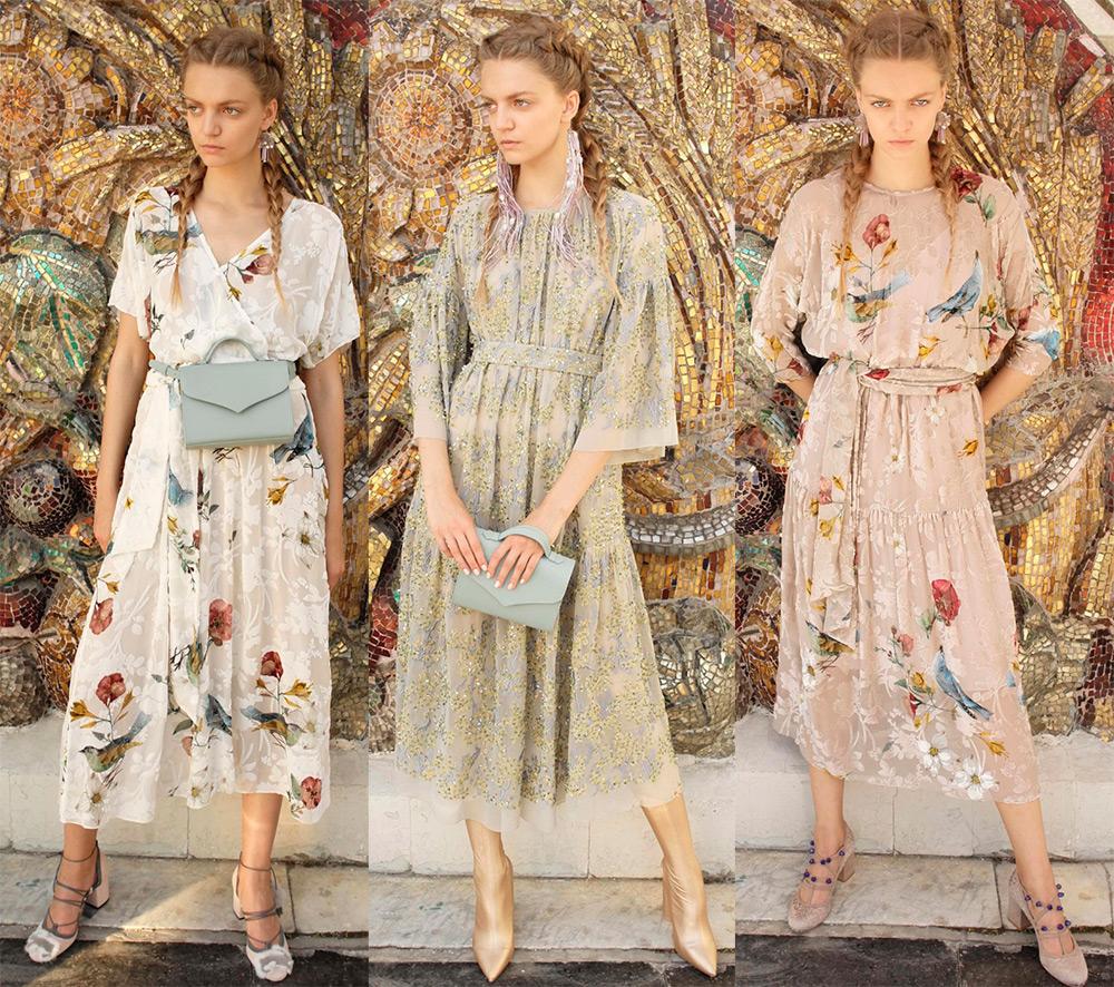 Alena Akhmadullina платья