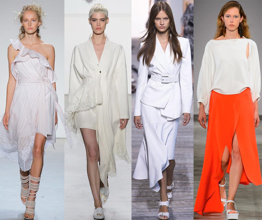 Мода весна-лето 2018