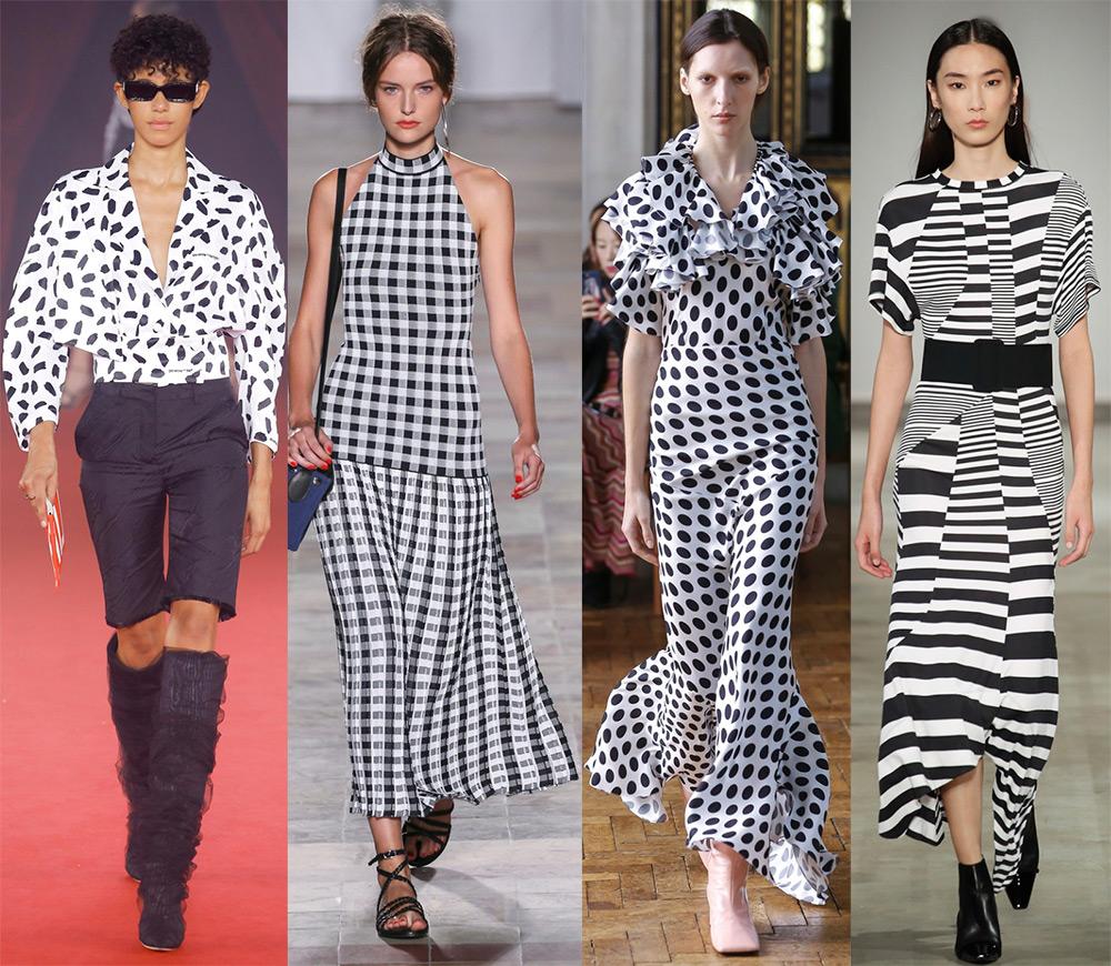 мода весна 2018 основные тенденции