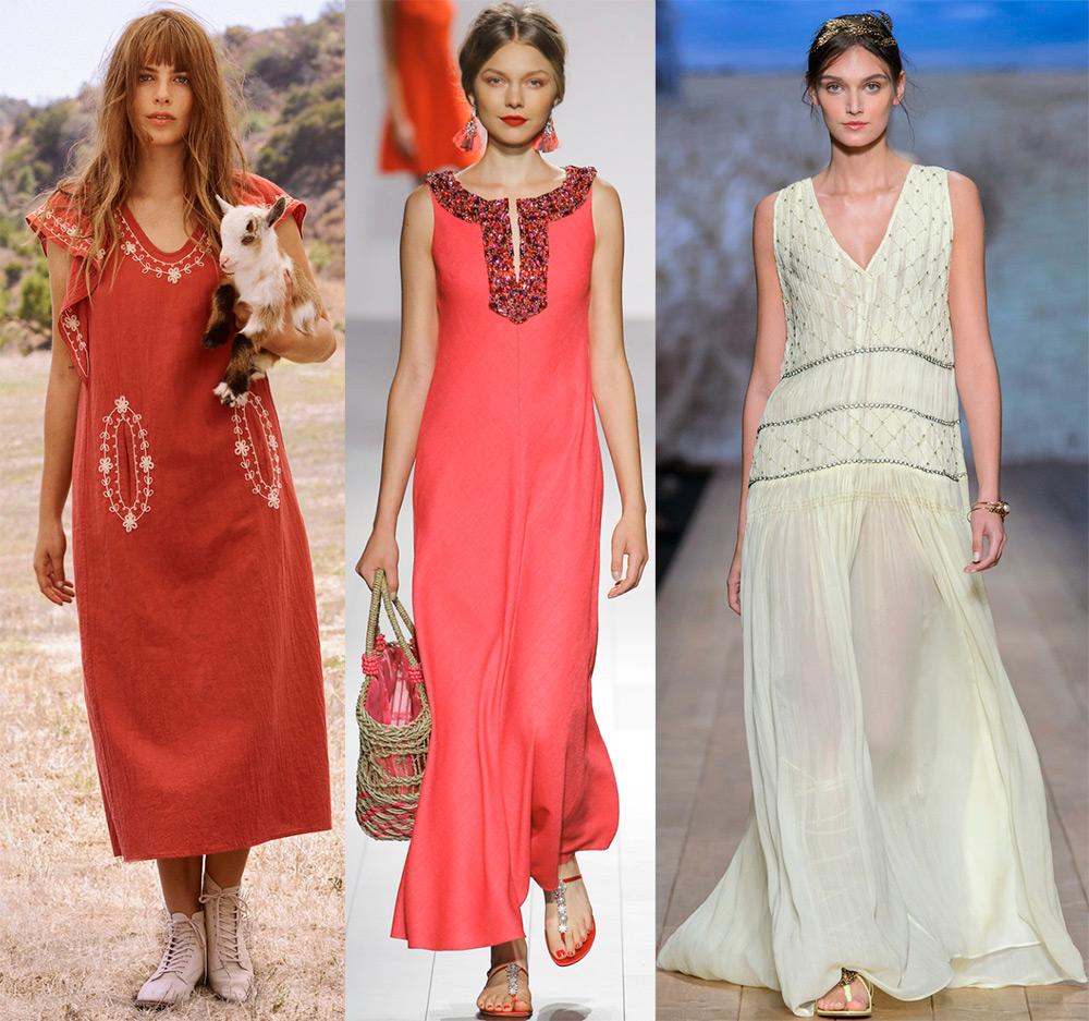 Смотреть Модные летние платья 2019, самые интересные модели. 118 фото видео
