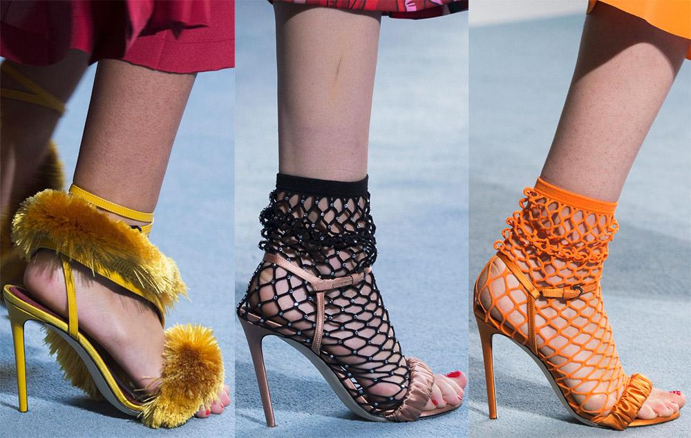 Marco de Vincenzo обувь 2018