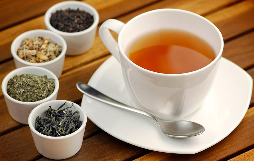Как приготовить лимфодренажный чай