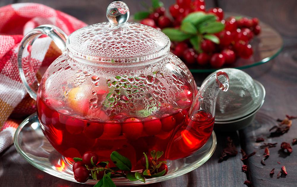 Как приготовить дренажный чай для похудения