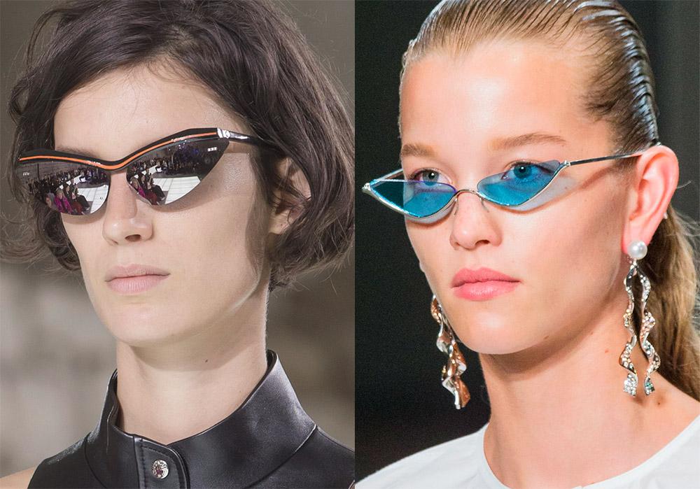 Женские очки Sci-Fi