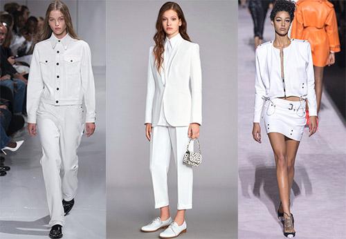 e42e5d74fa1d4 Женская мода весна-лето 2018 – основные модные тенденции