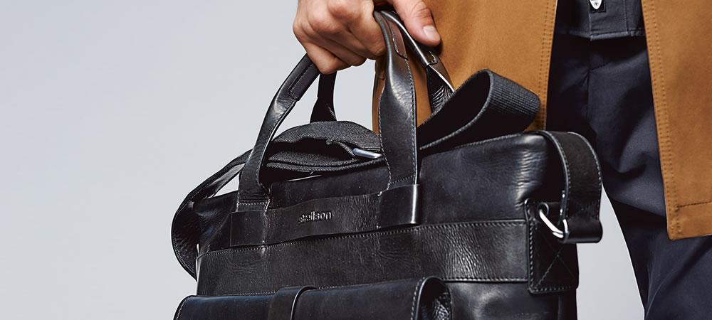 Сколько сумок надо мужчине