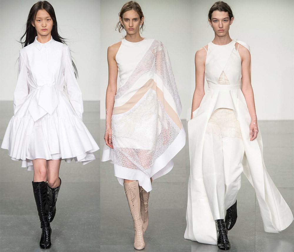 Самые модные и необычные платья на выпускной бал