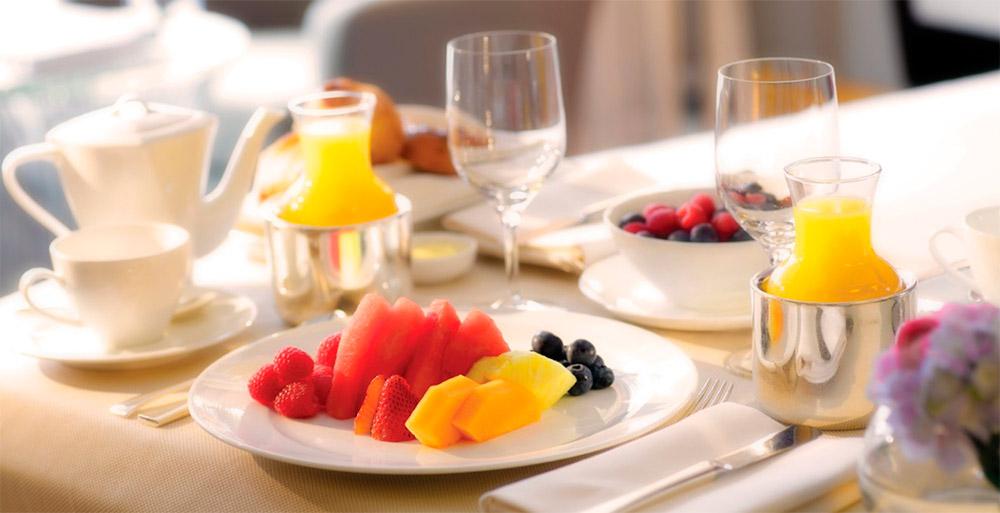 Какой должен быть правильный завтрак чтобы похудеть
