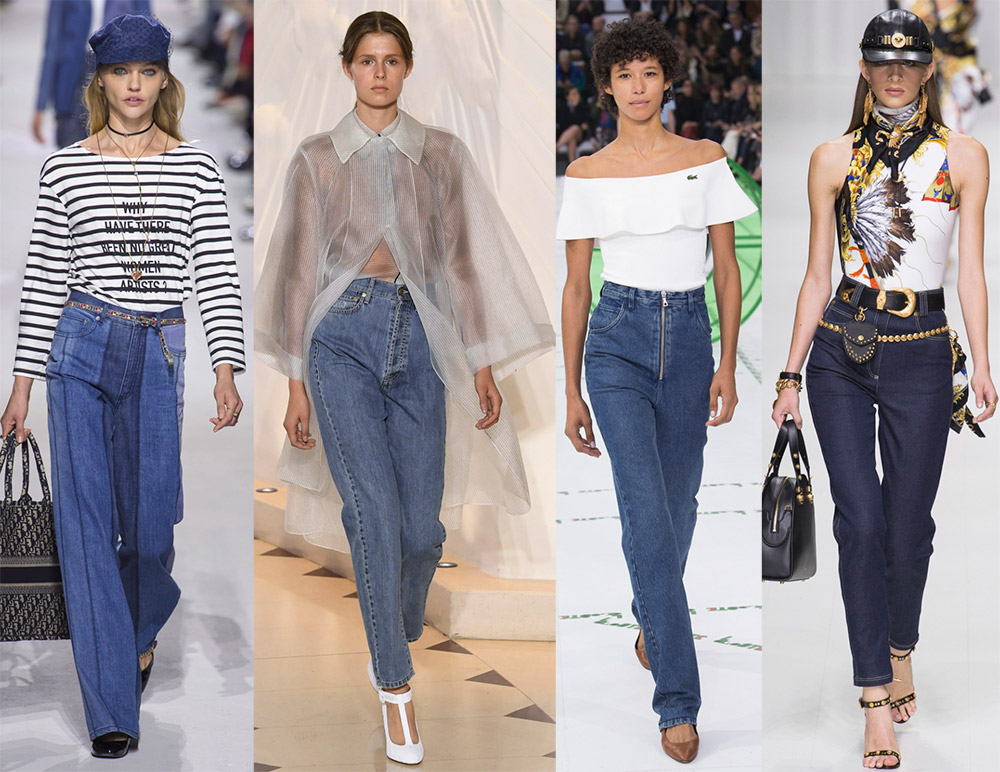 Красивые джинсы для девушек