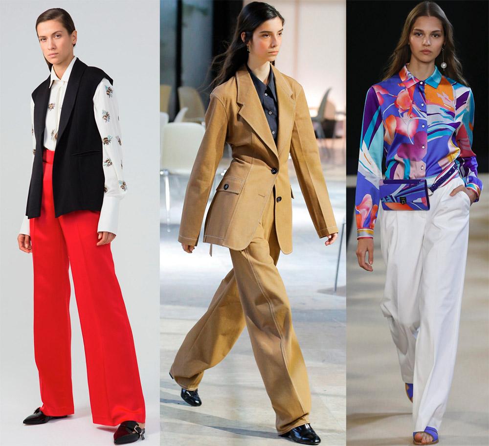 Женская мода 2018
