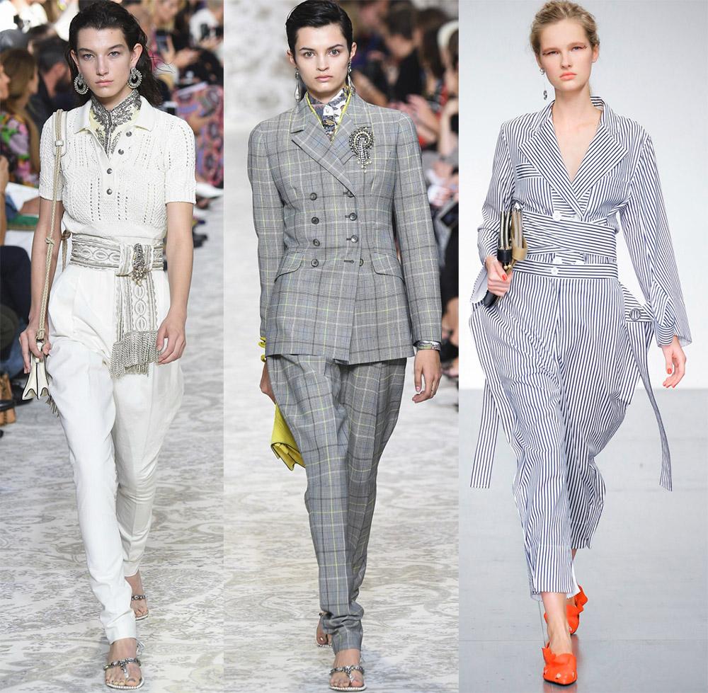 Модные брюки галифе